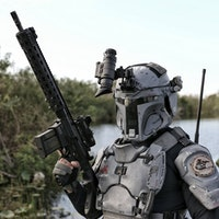 Boba Fett-Inspired Armor and Weaponry Debuts at Las Vegas Trade Show