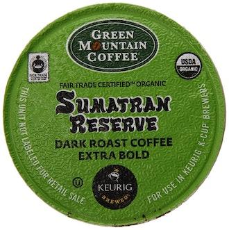 Green Mountain Coffee Sumatran Reserve Dark Roast Coffee