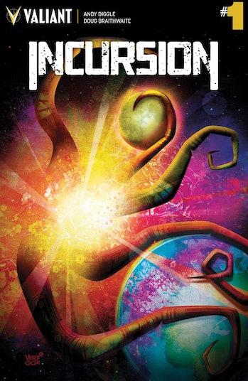 'Incursion' Valiant Comics