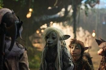 Deet Nathalie Emmanuel Dark Crystal Netflix