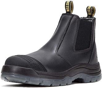 Rockrooster Steel Toe Work Boots for Men