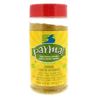Parma! Vegan Parmesan