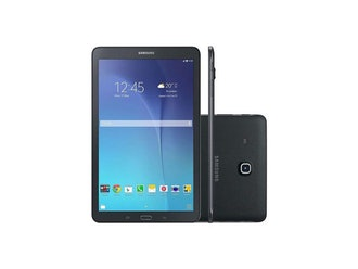 "Samsung Galaxy Tab E 8"" 16GB WiFi + AT&T 4G LTE Black (Refurbished)"