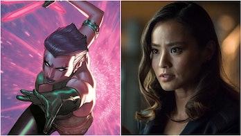 Blink from Marvel's 'X-Men' comics