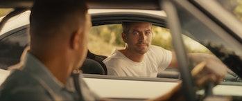 Paul Walker Furious 7