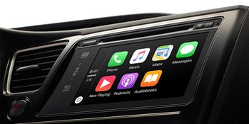 Ya se puede usar iPhone en un Mercedes Benz con CarPlay
