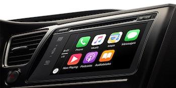 Ya se puede usar iPhone en un Mercedes Benz con CarPlay