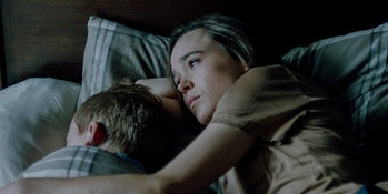 Ellen Page plays Abbie, a young mother that lost her husband in the outbreak and accepts his cured b...