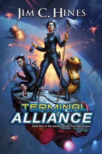Terminal Alliance: Janitors of the Post-Apocalypse