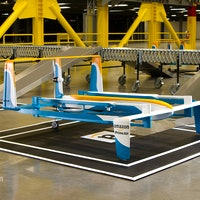 Amazon Drone Delivery: 30 Minutes and 5-Pound Limits for 'Prime Air'