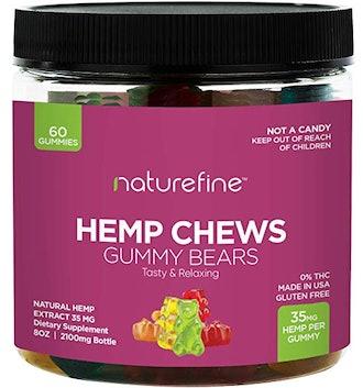 NatureFine Hemp Chews