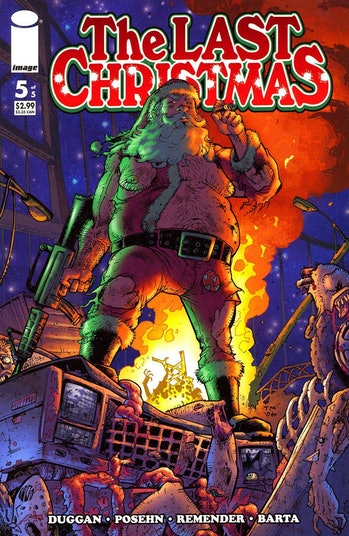 Santa Claus The Last Christmas