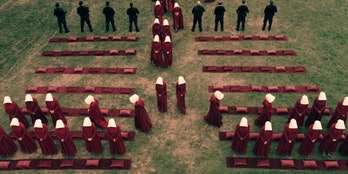 'The Handmaid's Tale on Hulu