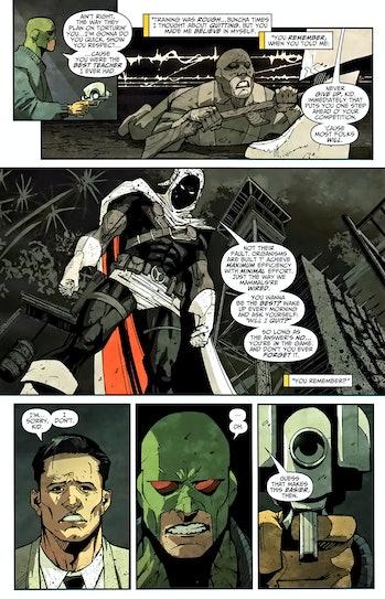 Taskmaster Marvel Black Widow