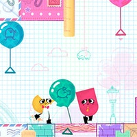'Snipperclips' Might Be a Stealth Hit for the Nintendo Switch