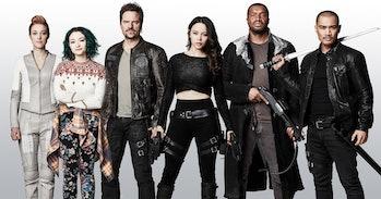 The 'Dark Matter' crew gears up for Season 3.