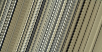 cassini saturn rings