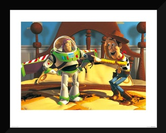 Toy Story ''You're Not a Space Hero'' Giclé Print