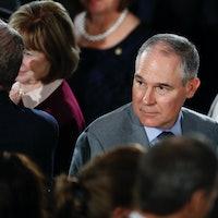 Citizen Lawsuits Will Police Pruitt's EPA