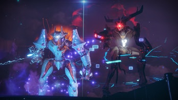 'Destiny 2' Bungie Activision Strike Vex Gameplay Reveal