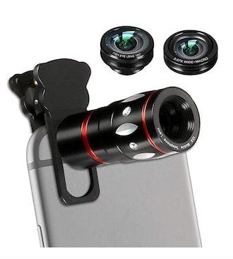 4-in-1 Camera Lens Tablets