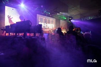 call of duty tournament las vegas