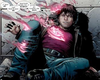 Rictor X-Men Logan