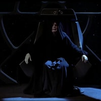 Physics Says Emperor Palpatine Must Eat Mad Calories to Use Force Lightning