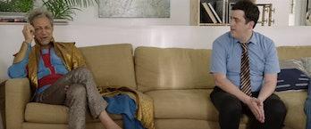 Jeff Goldblum's Grandmaster moves in with Darryl.