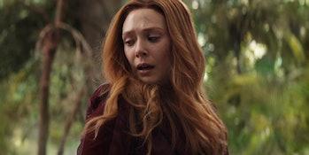 Scarlet Witch Avengers Endgame WandaVision