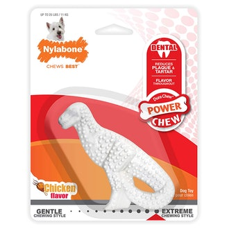 Nylabone Dura Chew Dental Dinosaur Chew Toy