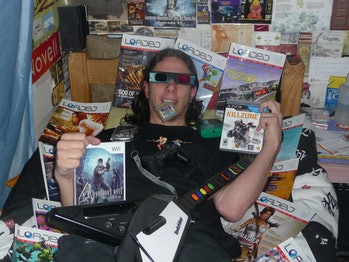 video game guy