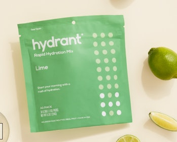 Lime Hydrant