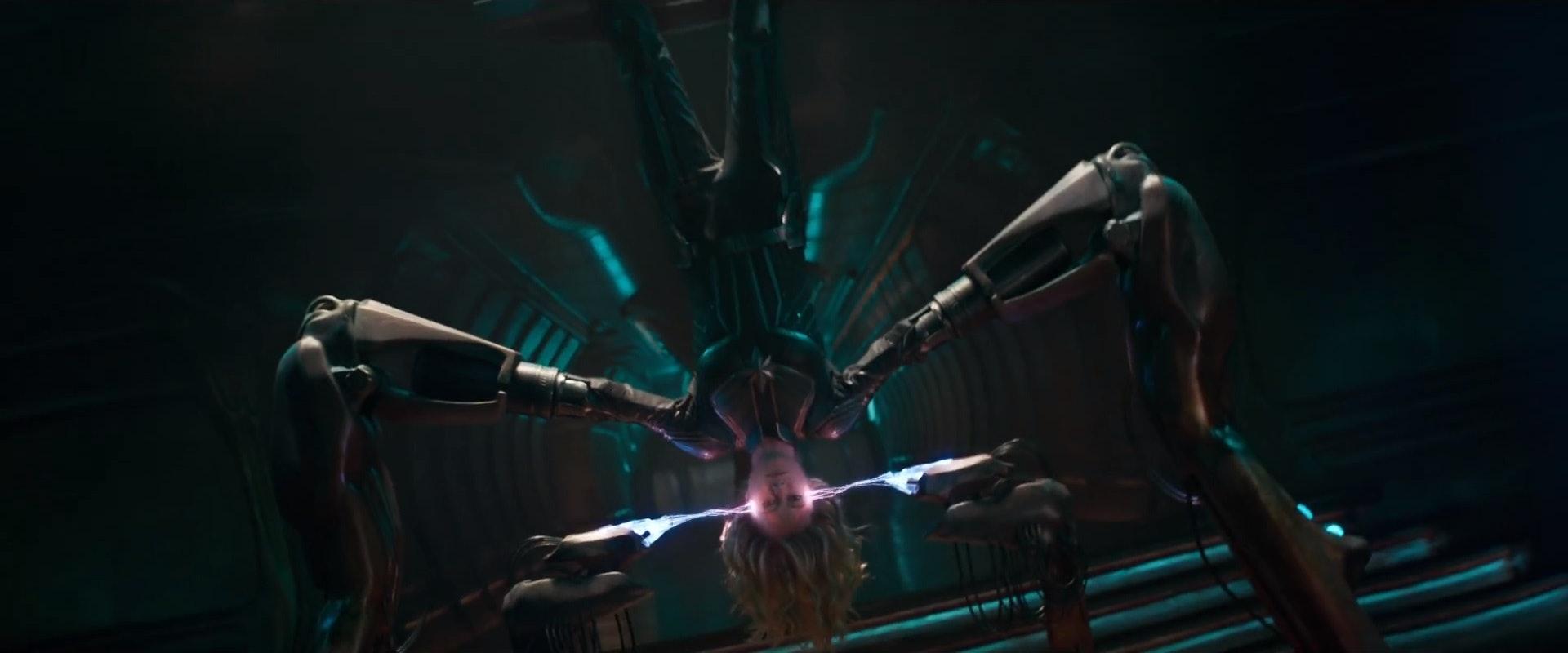 'Captain Marvel' trailer