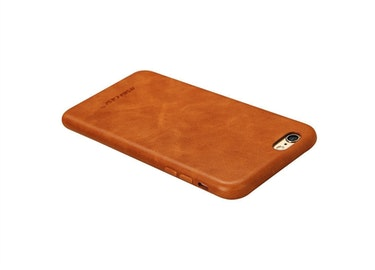 Jisoncase Leather iphone case