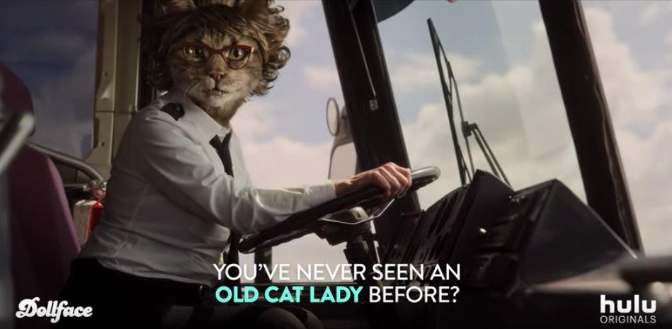 dollface cat lady