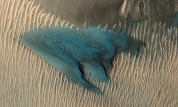 turquoise dune