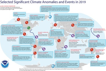 climate anomalies