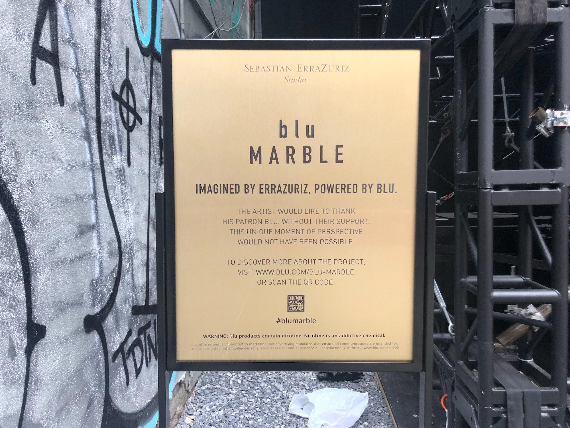 blu Marble