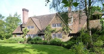 Munstead Wood house.