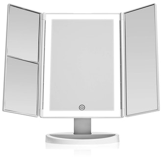 Beautyworks Backlit Vanity Mirror