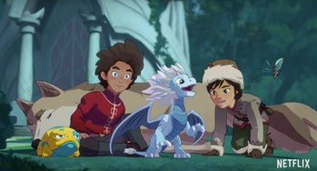 the dragon prince season 2 review