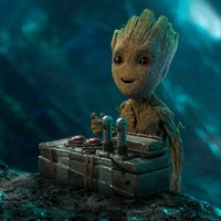 Somebody Needs to Save Baby Groot in New 'Guardians 2' Poster