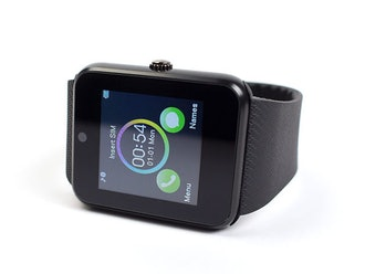 Fit Time Smartwatch with Bluetooth Technology