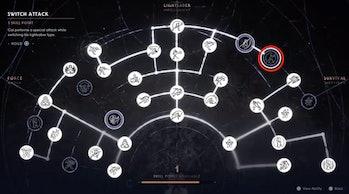 jedi fallen order skill tree