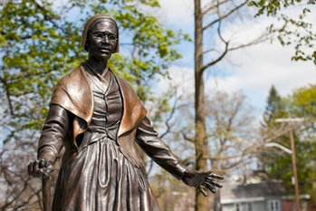 Sojourner Truth Memorial - Florence