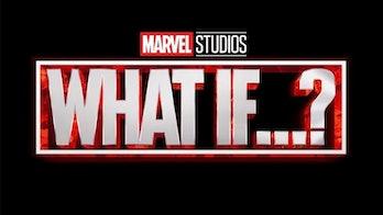 marvel what if...? logo