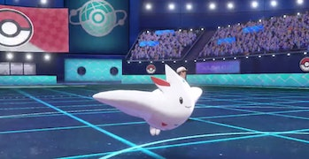 togekiss pokemon sword and shield nintendo