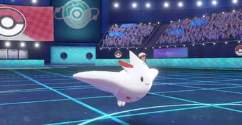 togekiss pokemon sword and shield nintendo