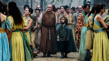 Conleth Hill and Peter Dinklage in 'Game of Thrones'